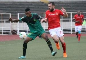 CAF-C1 : malgré sa victoire sur Al Ahly( 1-0), V.Club toujours sur une corde raide