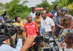 RDC/Kinshasa : les calvaires de Ngomba Kikusa exposés à Cherubin Okende