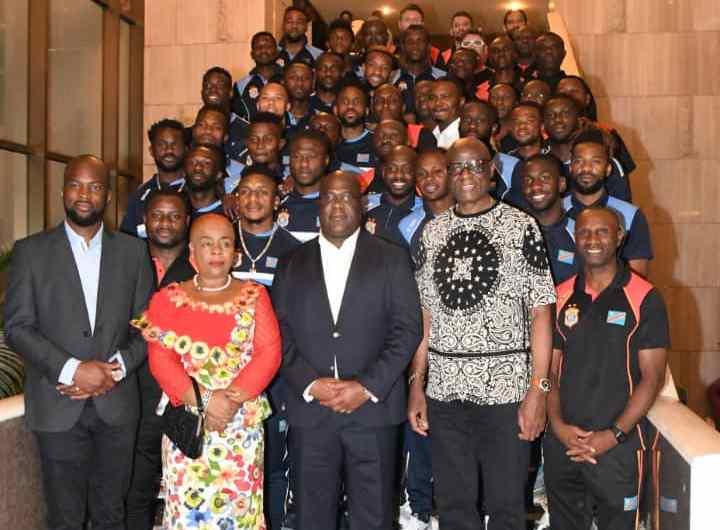 RDC-Liberia: F. Tshisekedi et G. Weah ce dimanche au stade des Martyrs !