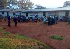 RDC/Beni: faible engouement dans des centres de vote