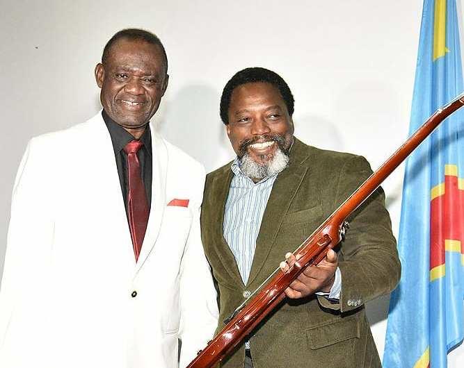 Lutumba Simaro: les hommages de l'univers politique(F. Tshisekedi , J. Kabila, Matata, Julien Paluku, etc.)