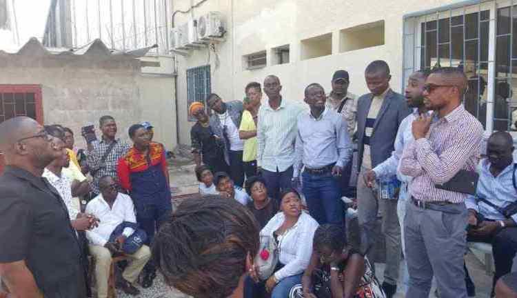 Digital Congo TV/FM : accusant 12 à 14 mois d'impaiement,  agents et cadres  dans la rue ce mercredi !