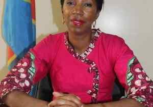 RDC : Jeannine Mabunda préssentie présidente de l'Assemblée nationale