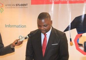 RDC: Emery Okundji lance les assises du Salon international de l'étudiant africain
