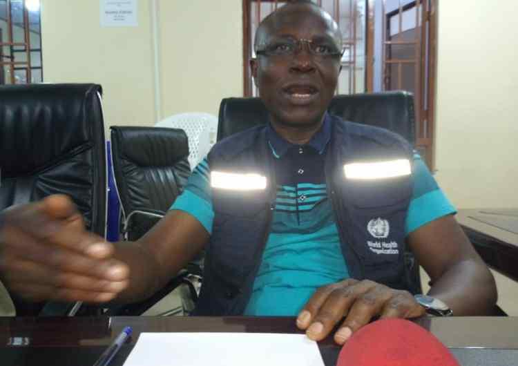 """NORD-KIVU : L'OMS qualifie d' """"incompréhension"""" le sit-in des relais communautaires devant ses bureaux"""