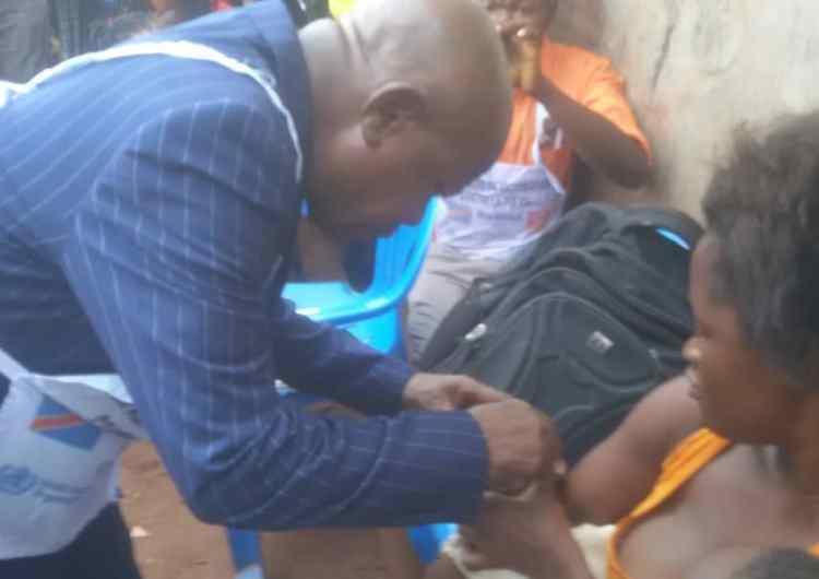RDC/Kasaï : la faible couverture vaccinale à la base de la recrudescence de la polio et du rougeole