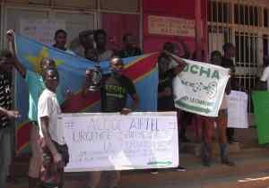 Surfacturation des services par les télécoms: Claudel Lubaya apporte son soutien à la LUCHA