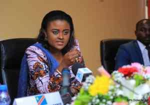 UPJ : Francine Muyumba a opté pour le Sénat !
