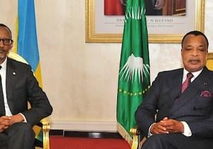 25 ans du génocide rwandais : Denis Sassou-N'Guesso à Kigali