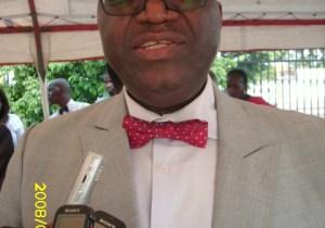 Congo/Brazza : « Nous sommes venus pour montrer notre solidarité »( Accel Ndinga Makanda, PCT)
