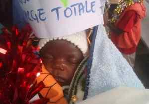 RDC/Butembo : Daniella, bébé de 42 jours orpheline de mère, guérie d'Ebola