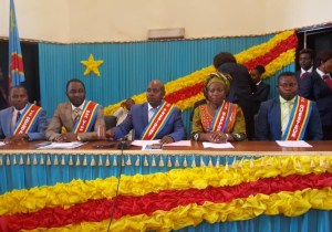 RDC/Nord-Kivu : le FCC Robert Seninga Habinchuti élu président de l'Assemblée provinciale