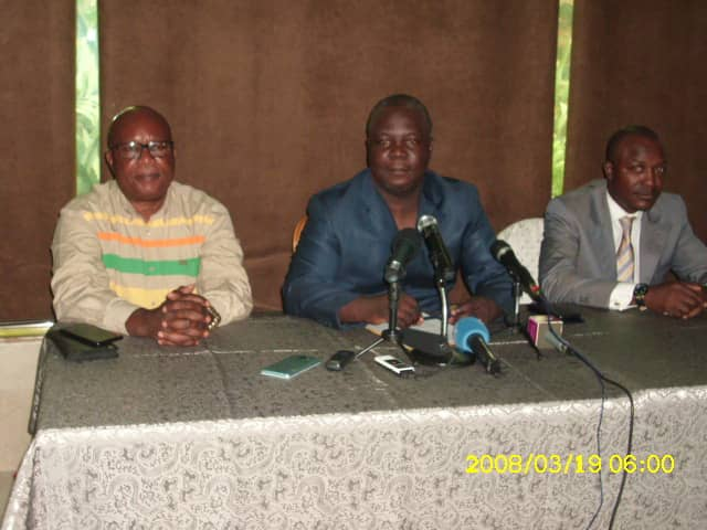 Congo/Brazza: agitation à l'UMP, Elvis Tsalissan-Okombi reste serein
