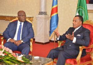 Obsèques E. Tshisekedi: Denis  Sassou Nguesso attendu cet après-midi à Kinshasa