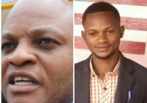 RDC/Kasumbalesa : le journaliste Kevara menacé par le député UDPS Passy Moleka