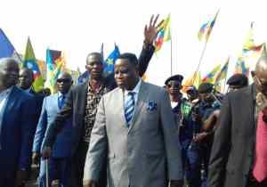Kwango : injustice et déséquilibre politiques, JM Peti-Peti accuse les chefs des partis politiques
