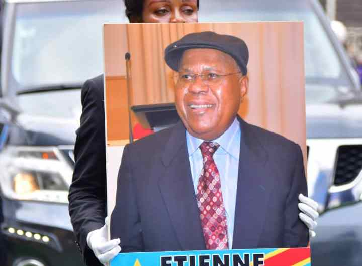 "RDC: Dr E. Tshisekedi, ""Grand Cordon"" de l'Ordre national Héros nationaux Kabila-Lumumba"