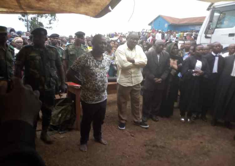 FARDC : un colonel renvoyé de l'armée pour meurtre de sa femme