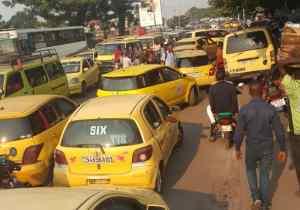 Kinshasa: un embouteillage monstre paralyse l'avenue victoire à Kalamu