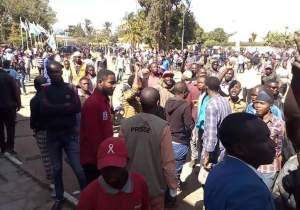 Outrage au Chef de l'Etat: UDPS/Lubumbashi dans la rue !