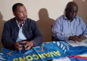 """2è voyage raté de Katumbi à Goma: """"le FCC est en train de tester la réaction de la population !""""(JC Kibala, """"Ensemble""""/Sud-Kivu)"""