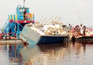 RDC/Kongo central: un chauffeur meurt après la chute de son véhicule sur le fleuve Congo