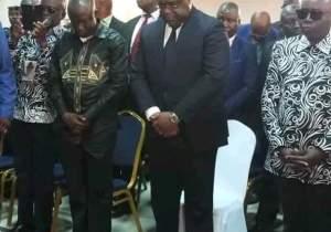 RDC: F. Tshisekedi rend hommage à Pierre Kalala, membre de l'UDPS décédé