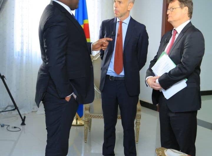 RDC :  Felix tshisekedi pour l'interdiction de la marche de Lamuka