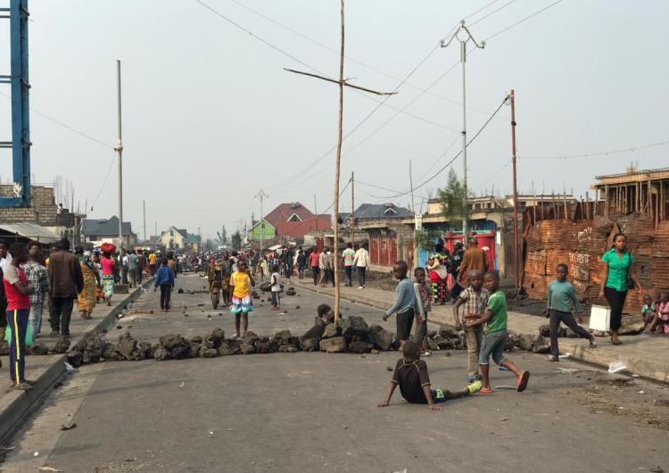 RDC/Goma : 5 personnes tuées et plusieurs blessés lors d'une incursion des porteurs d'armes à feu à Turunga