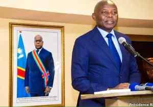 """F. Tshisekedi à ses collaborateurs : """" Kamerhe est le seul chef de cabinet. Il n'y en a pas deux ! """""""