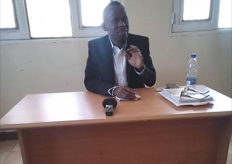 RDC/Kasumbalesa : le maire Kapampa tend la main aux partis politiques pour le développement de sa ville