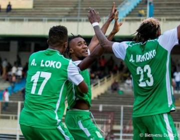 CAF-C2/DCMP-Stade Renard : le onze de départ d'Isaac Ngata