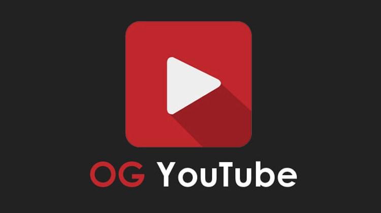 Télécharger OGYouTube 2018