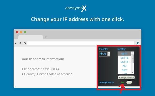 Changer son IP