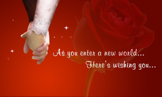 Congratulations Message To Newly Married Wed Couple Best Wishes