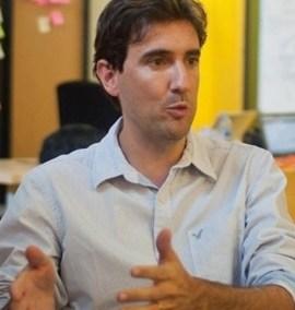 César Mariel – CEO y fundador de Iristrace