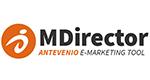 mdirector antevenio es una herramienta de emailmarketing