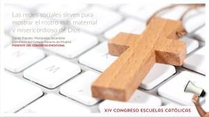 Las redes sociales sirven para mostrar el rostro más maternal y misericordioso de Dios (Daniel Pajuelo) #lacitadelviernes