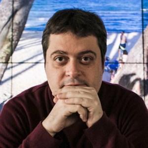 Manuel Bartual. Editor, historietista y diseñador gráfico.