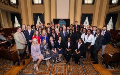Sen. Wicker, Rep. Harper Commemorate 20th Anniversary of Mississippi Congressional Award