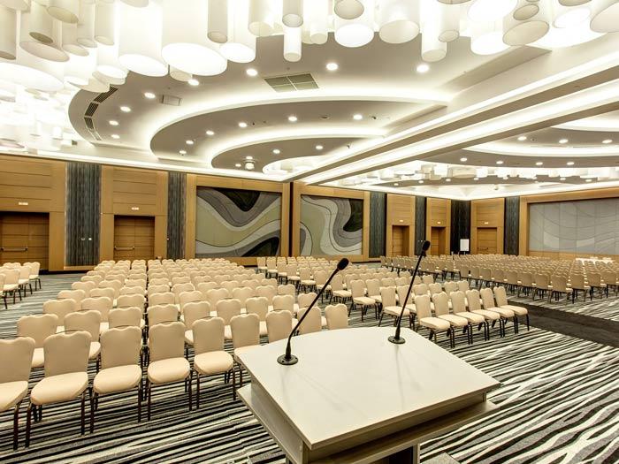 Отель Radisson Blu - Конференц зал, 1500 м2