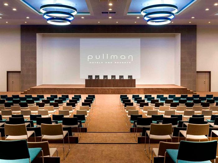 Отель Pullman - Конференц зал, 680 м2