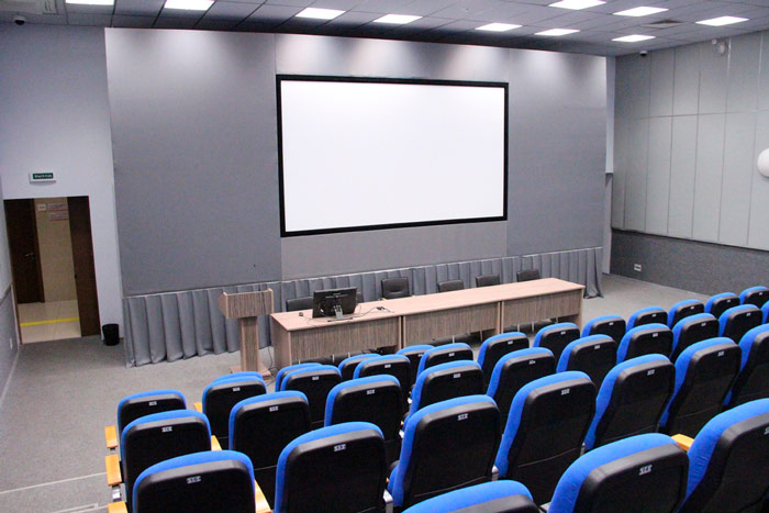 Спортивная академия - Средний кинозал