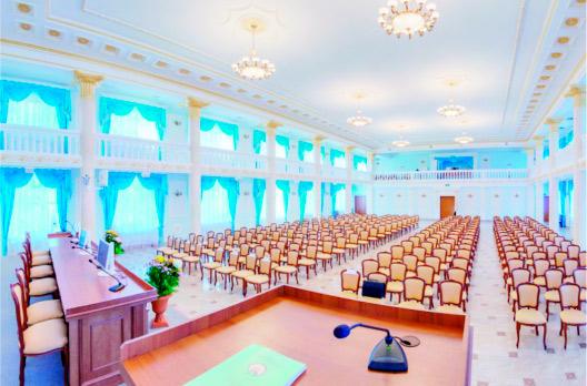 Министерство сельского хозяйства - Конференц зал Колонный, 469 м2