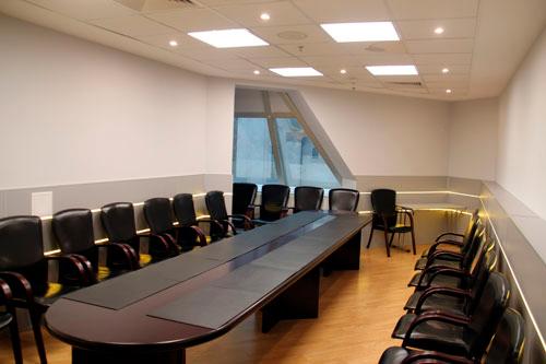 ЦВК Экспоцентр - Переговорная комната, 31 м2