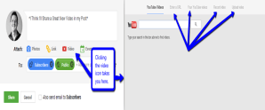Google Plus Video Sharing
