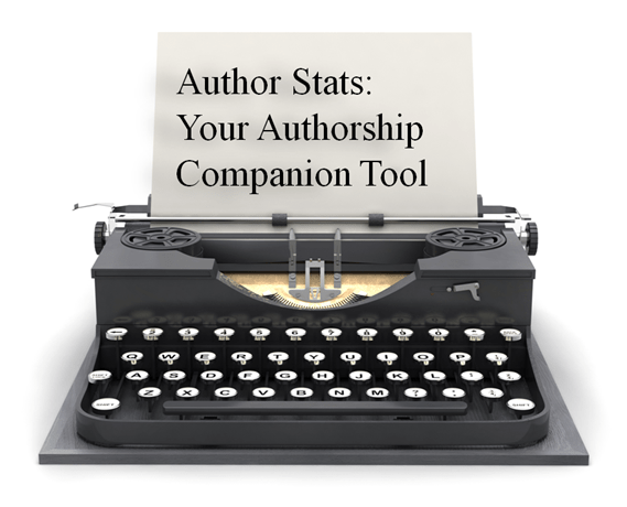 Author Stats: Your Authorship Companion Tool
