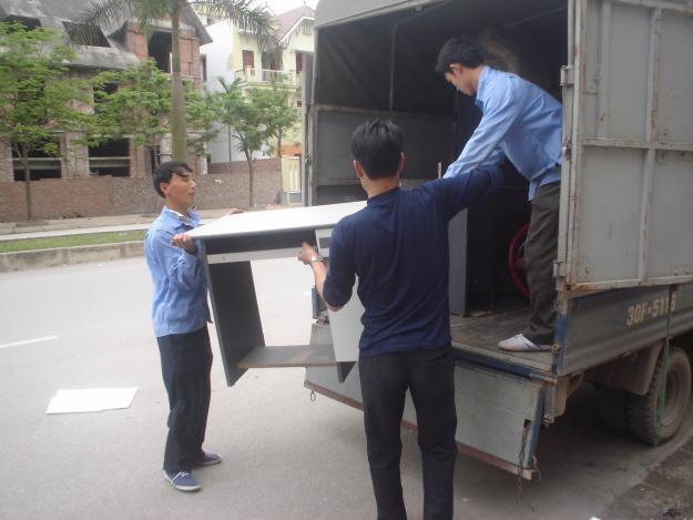 Dịch vụ chuyển nhà trọn gói tại Tân Uyên