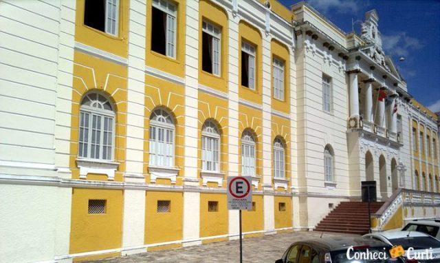 Sede do Tribunal de Justiça em João Pessoa, Paraíba.