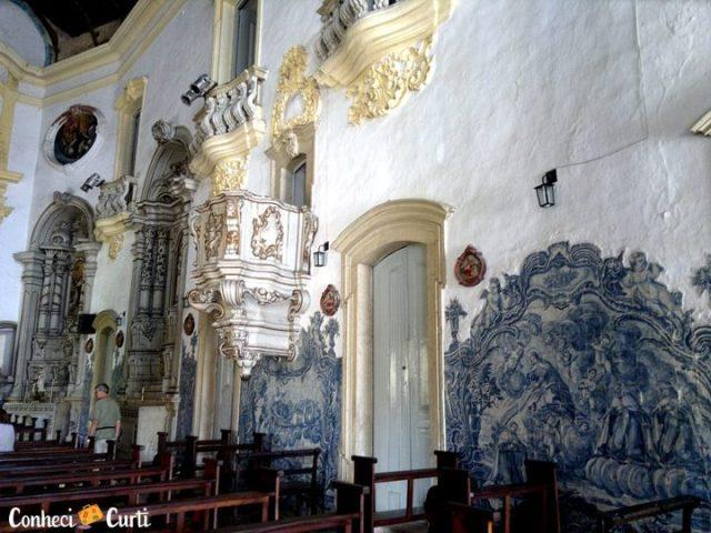 Igreja Nossa Senhora do Carmo. João Pessoa - Paraíba.
